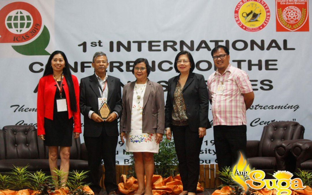 ICAS thrives on its first year
