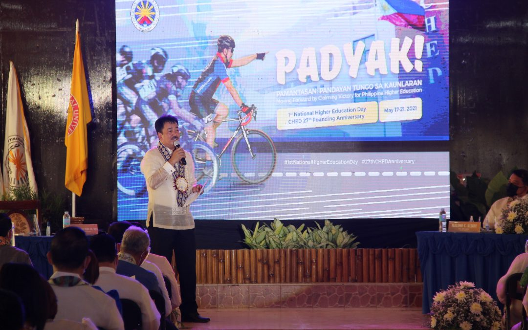 CHED marks 27th anniversary; kicks off 1st Nat'l Higher Ed Day