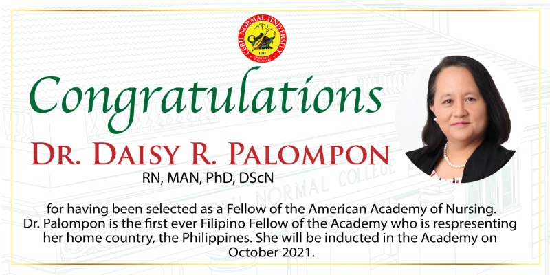 Palompon to become first Fil AAN fellow